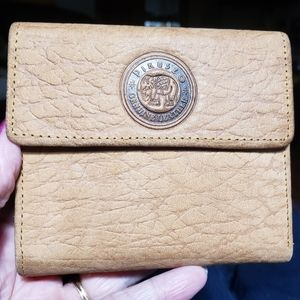 PIKUSZO Genuine Exotic Leather Ladies Wallet